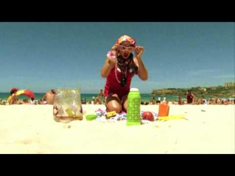 Say Cheese Flash Mob On Bondi Beach