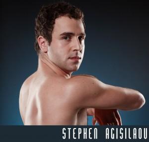 Stephen Agisilaou