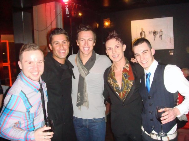 Marko's Night at the 2008 Australian Dance Awards