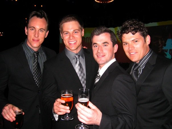 AUSTRALIA HERE ARE YOUR JERSEY BOYS