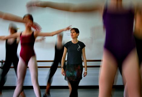 Ballet Should Step Up Fight Against Disorders