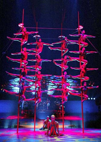 CIRQUE DU SOLEIL ANNOUNCES FIVE ADDITIONAL PERFORMANCES FOR SYDNEY SEASON OF SALTIMBANCO
