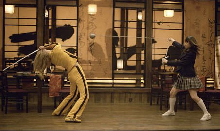 KILL BILL COMES TO DANCE
