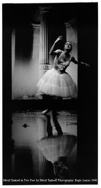 Meryl Tankard... Shaping The Australian Dance Industry