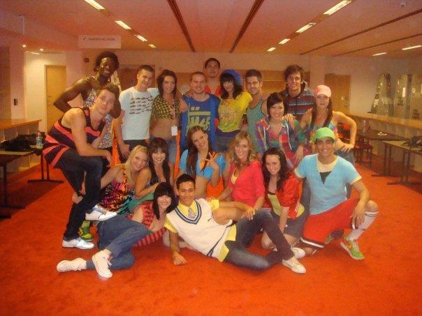 The Idol Dancers