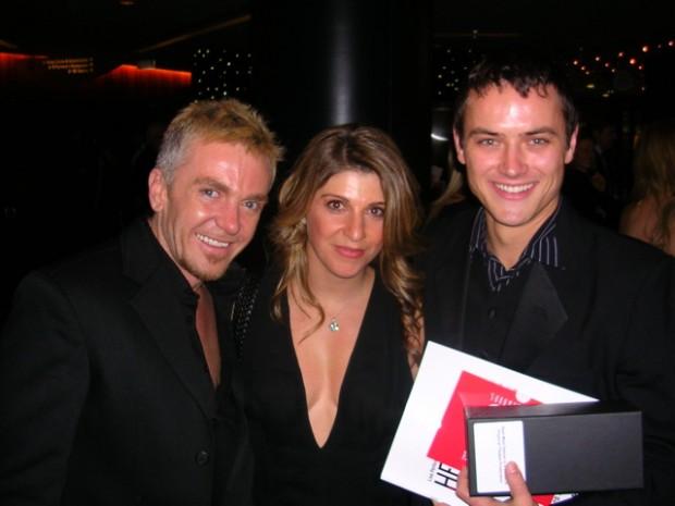 Kelly Abbey - Helpman Awards