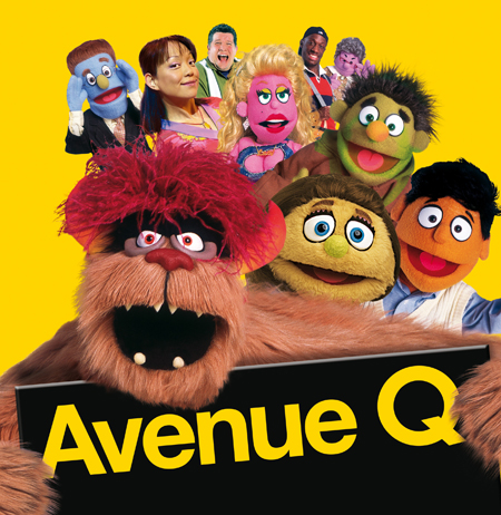 Learn Your ABC's! Avenue Q Come To Town!