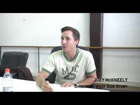 Joey McKneely - Director of West Side Story