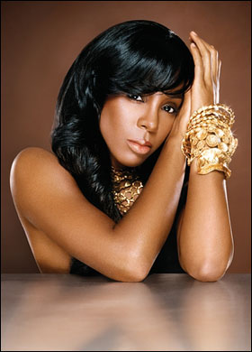 KELLY ROWLAND AT CARRIAGE WORKS FOR SYTYCD