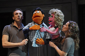 LIVING ON AVENUE Q