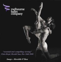 MELBOURNE BALLET SHOW YOU AN INFINITE SPACE