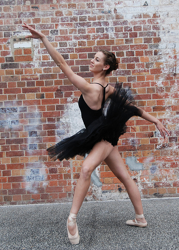 SWANNING AROUND WITH QUEENSLAND BALLET