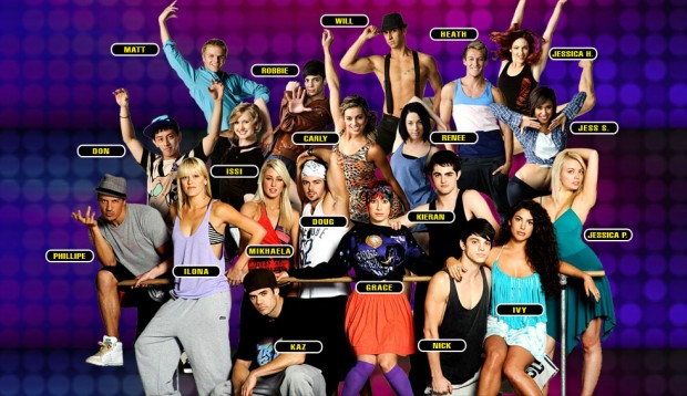TOP 20 ANNOUNCED - SYTYCD AUSTRALIA
