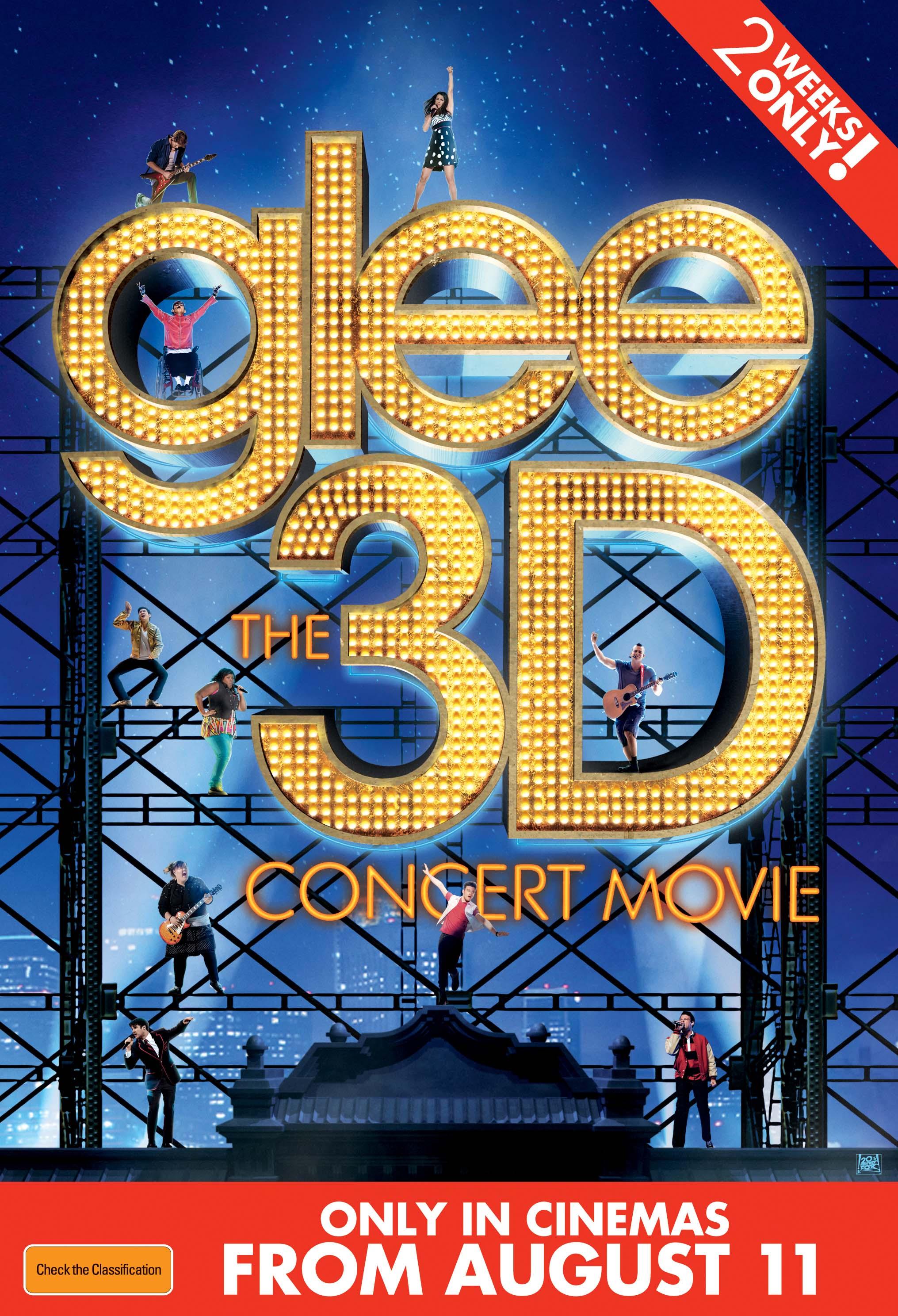 Glee KA Promo