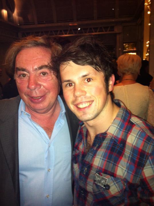 Andrew Llyod Webber & Daniel Gourlay 2011