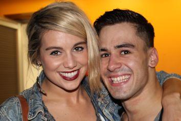 Ryan Gonalez with Carly Smith Tanno & Choice web