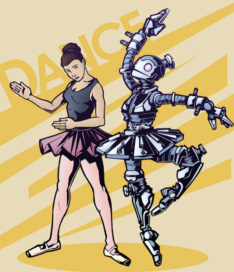 Robot_and_Dancer
