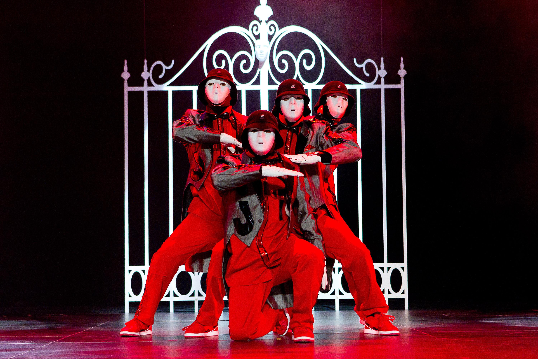 JABBAWOCKEEZ HIT JUPITERS!   Dance Life