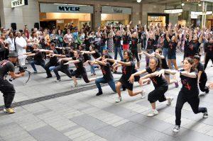 mango flashmob