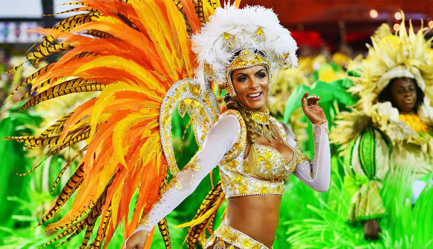 Brazil-Samba-Dancers-in-India | Dance Life