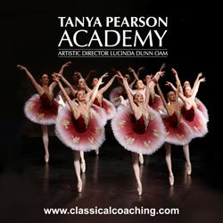 Tanya Pearson Classical Coaching Academy