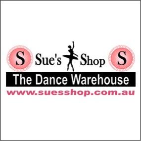 Sues Shop – The Dance Wearhouse