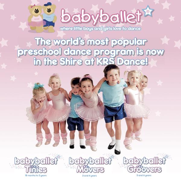 KRS Dance / BabyBallet
