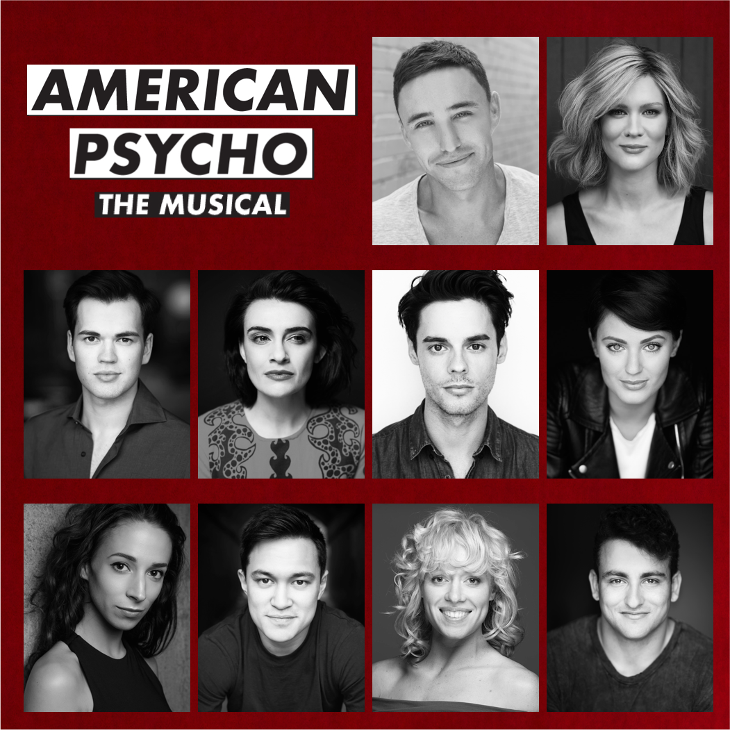 Full Cast of American Psycho Announced