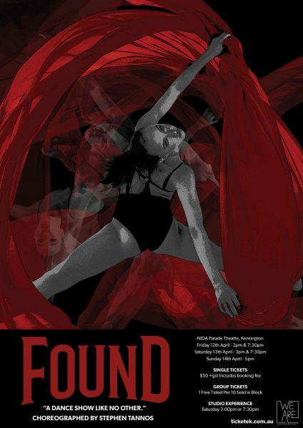 We.Are Dance Projects FOUND