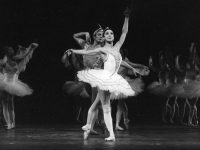 Margot Fonteyn in La Bayadere. Image courtesy the RAD.