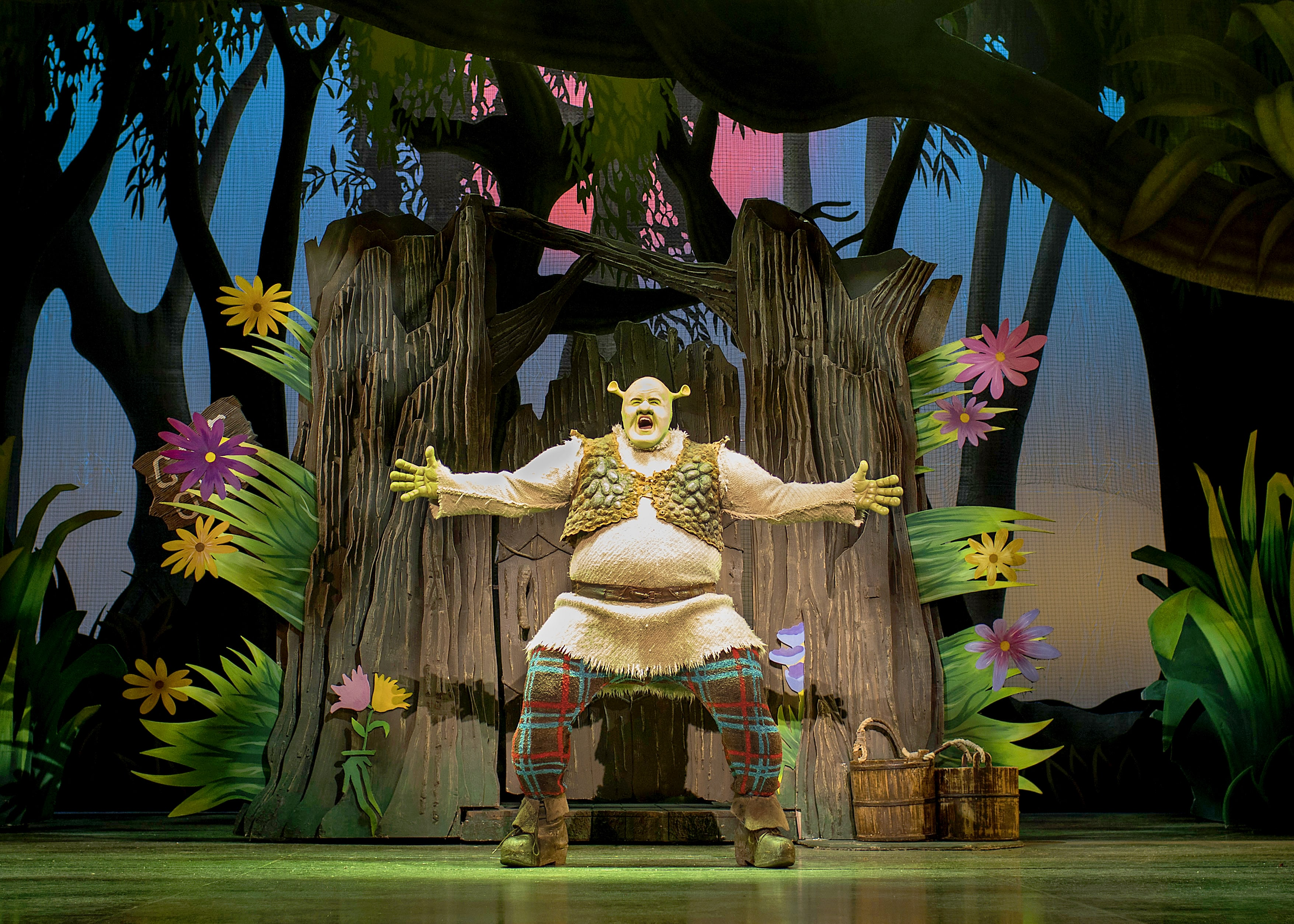Top Grossing Artists 2020.Shrek The Musical Coming To Australia In 2020 Dance Life