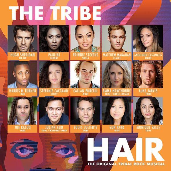 Hair Cast 2019