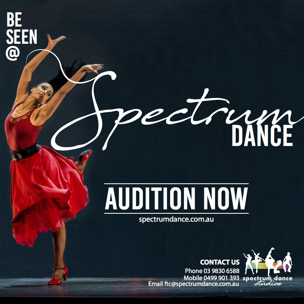 Spectrum Dance Studios