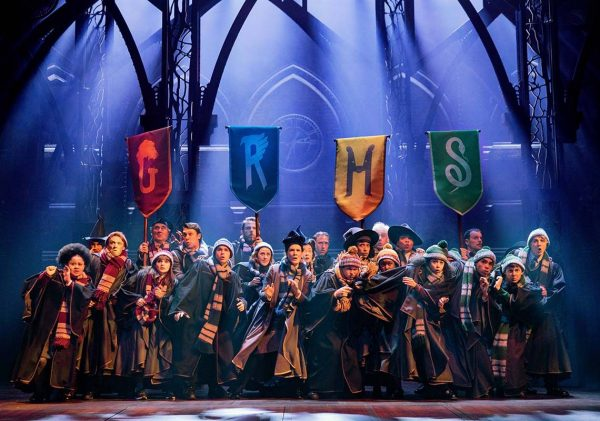 Harry Potter Exclusive for the Helpmann's | Dance Life