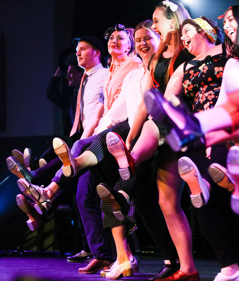 Win Tickets to the Australian Tap Dance Festival Gala Night